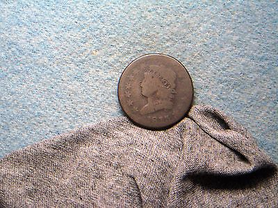 1813 Large Cent!! Very Nice Semi-Key! (147)