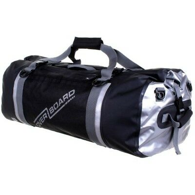 Overboard 60l Pro Sports Waterproof Unisex Bag Duffle - Black One Size