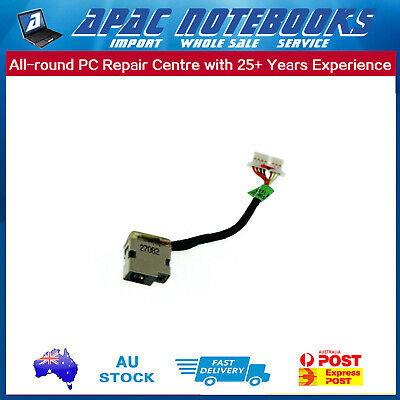 DC IN CABLE POWER JACK for HP 15-AU 799735-Y51