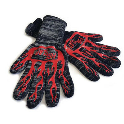 Fire Slap Gloves Combo includes 1 pair of famous BBQ gloves and handy meat claws