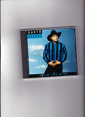 cds Garth Brooks Ropin The Wind - Mint Condition
