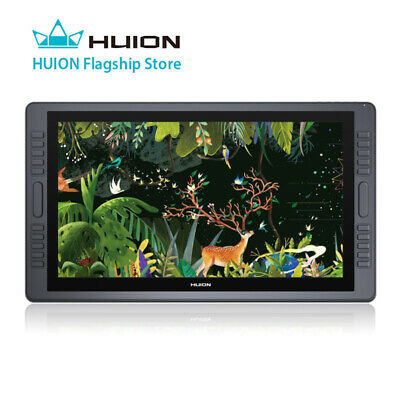 Huion GT-221 PRO HD Graphics Tablet Pen Display Monitor Tablet Pad 8192 Level