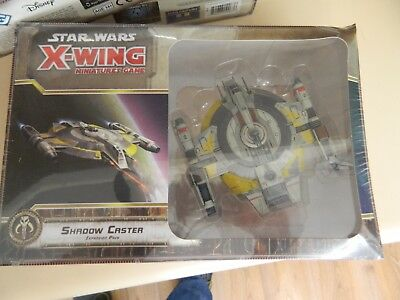 Shadow Caster Star Wars X-Wing Miniatures Expansion Pack. NEW!