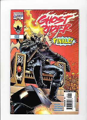 Ghost Rider Finale #94 (Mar 2007, Marvel)
