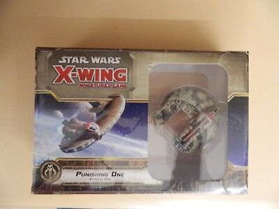 Star Wars X-Wing Miniatures Game Punishing One Expansion