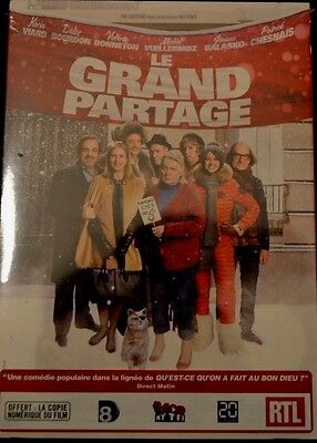 Le Grand Partage     Dvd Neuf Emballe