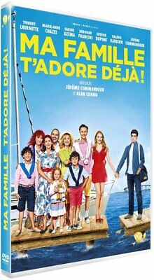 Ma Famille T Adore Deja      Dvd Neuf Emballe