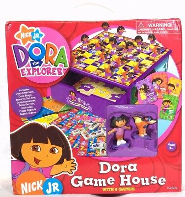 Cardinal Games Dora The Explorer Game House