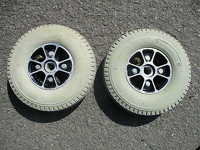 Pride Rally Wheels and Tyres