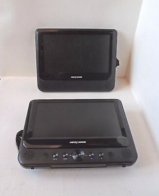 NextBase Duo DVD Players for Car or Home Use 9 inch Screens