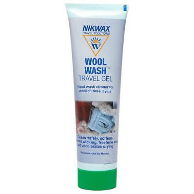 Nikwax Wool Wash Gel 100Ml Fabric Washing Treatment One Colour