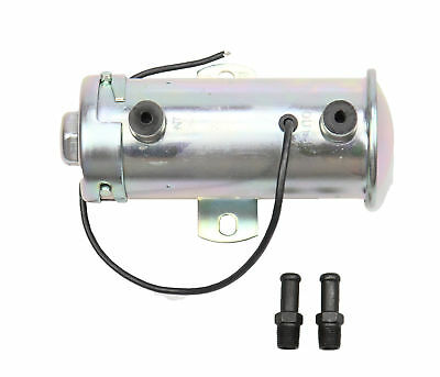 New 100 LPH 4-6PSi 12V Universal electric fuel pump Facet style 2 Yr Wty