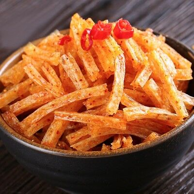 1 Bag 26g/42g ChinesischSnacks Spicy Strips Delicious Soy Products Foods.