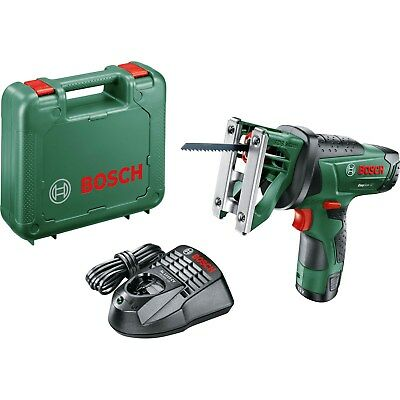 Bosch EasySaw 12 Cordless Multisaw with 12V Battery + Charger + Case