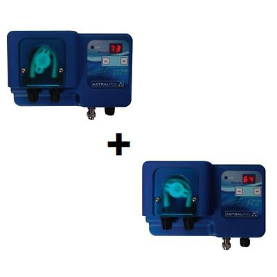 Pack Astral Pompes doseuses Micro pH et Micro RX ★★PROMO★★