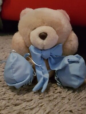 Forever Friends Baby Teddy Plush