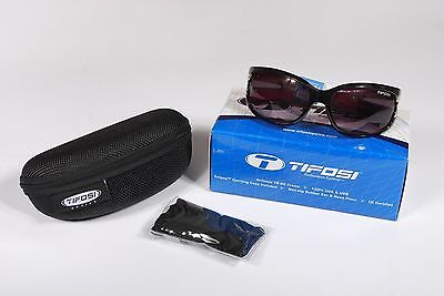 Tifosi Lust Gloss Black Pink Sunglasses NEW