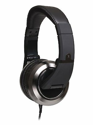 CAD Audio MH510CR Sessions Personal Closed Back Studio Headphone - Black/Chrome