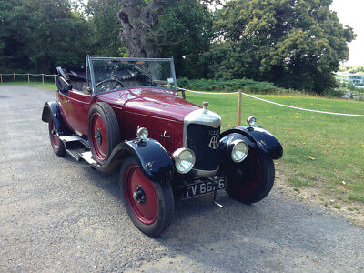 1928 AC Vintage Six 15-56 'S.F.EDGE SPECIAL'/'ACECA' TWO SEATER DROPHEAD COUPE