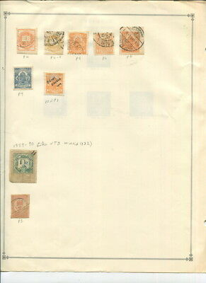 Hungary Assortment On Various Album Pages-Mostly Older!