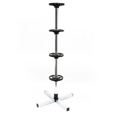 Wheel tree Rim storage up to 255mm Aluminium Stand Rim tree Wheel rack