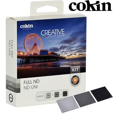 COKIN Filter Kit FULL ND~ND2 ND4 ND8 P-Series~P152-P153-P154~H300-01