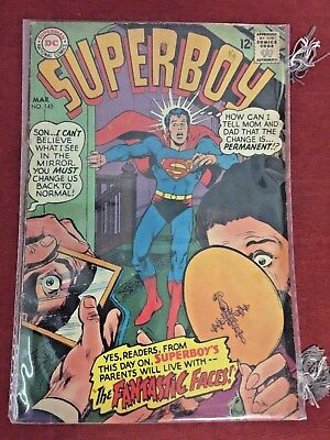 Superboy #145 (Mar 1968, DC)