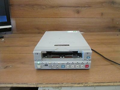 Sony DVCAM Recorder DSR-11 working with power adapter