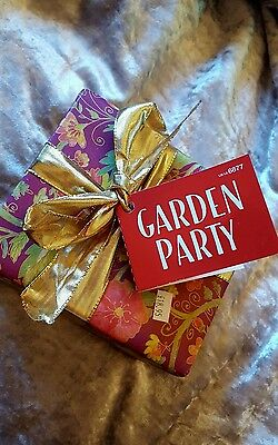 Garden party gift set (rose jam) by LUSH rrp £18.95 vegan