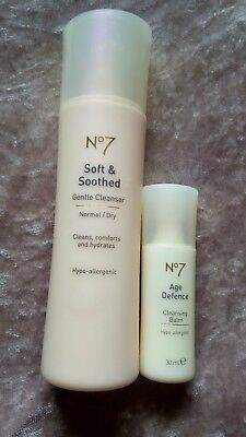 No7 Cleanser bundle
