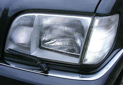 Mercedes  W140 Passenger Side Headlamp