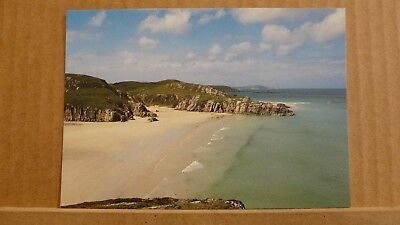 Postcard unposted Sutherland, Durness bay