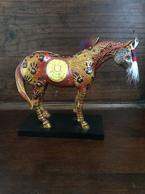 TRAIL OF PAINTED PONIES REUNION OF THE FAMILY MAN  1E/8077  #12208 retired