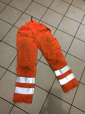 Stihl Chainsaw Trouser LARGE (railway ,tree surgeon ,forestry)