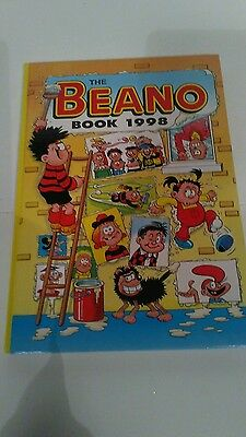 The Beano Book 1998 Excellent Collectors copy