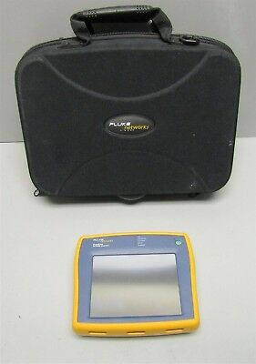 Fluke Networks Etherscope Network Assistant w/carrying case