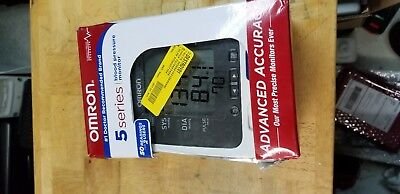 Omron 5 Series Upper Arm Blood Pressure Monitor NEW OPEN BOX
