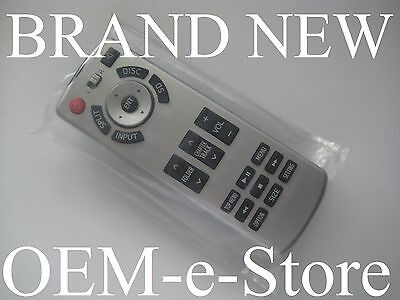 2013 2014 2015 2016 2017 Toyota Sienna Video DVD Entertainment Remote Control