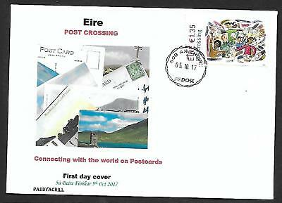 2017      Fdc   * New*   Postcrossing     Privately Produced