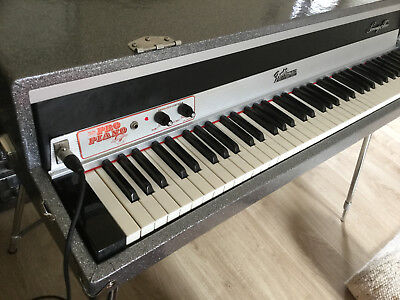 Vintage Dyno My Piano Rhodes 73 by Chuck Monte, very rare electric piano