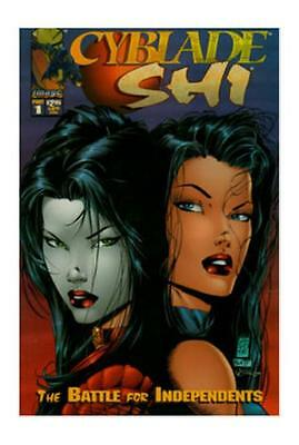 Cyblade Shi #1 1st Appearance of Witchblade