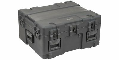 SKB 3R3025-15B-EW 3R 762x635x381mm Case with Pull Handle and Wheel - Black