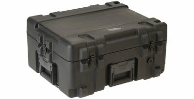 SKB 3R2222-12B-DW 3R 559x559x305mm Case with Divider, Pull Handle and Wheel - Bl