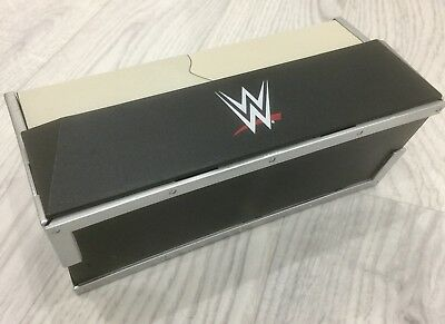 WWE MATTEL accessories for figures BREAKABLE ANNOUNCERS TABLE DESK MONITORS wwf