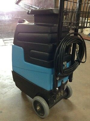 Mytee Lite II 2 Portable Carpet Extractor Heated with 15' Hose + Upholstry Tool