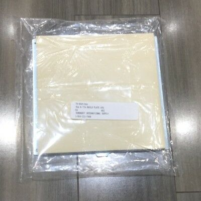 "Brand New Solidscape T76 &  R66 Series 6"" x 6"" Build Plate style # 78-8005-R66"