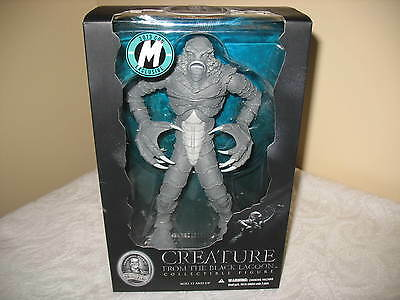 """Mezco 10"""" EXCLUSIVE of 100 B&W Creature from the Black Lagoon Collectible Figure"""
