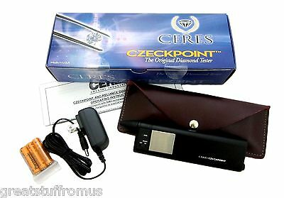 Ceres Czeckpoint Electronic Tester - Made in USA - TOP SELLER