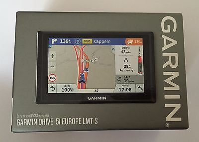 new garmin drivesmart 61 lmt d europe sat nav. Black Bedroom Furniture Sets. Home Design Ideas
