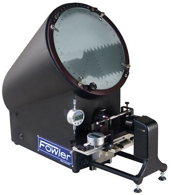 "Fowler 12"" Basic Bench Top Optical Comparator 53-900-000"